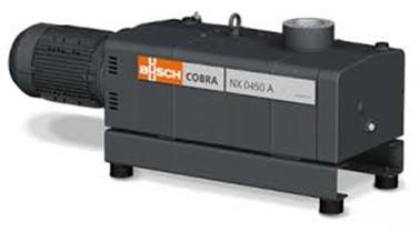 Винтовые вакуумные агрегаты COBRA Semicon без смазки